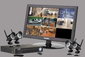 התקנת מצלמות אבטחה בבתי ספר