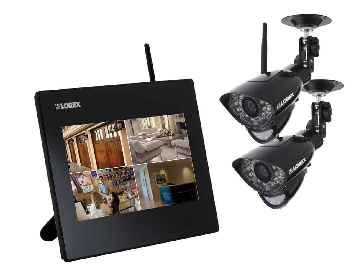 מצלמות רשת אלחוטיות