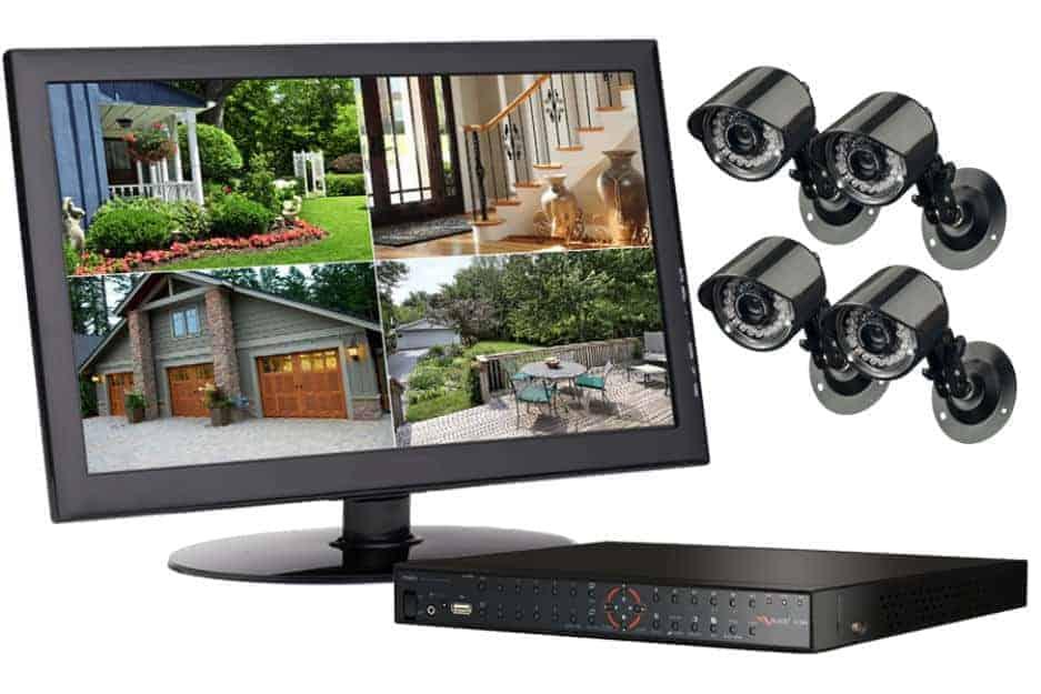 התקנת מצלמות אבטחה במחירים זולים