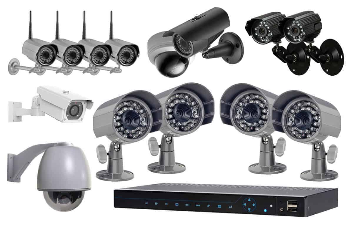 מצלמות אבטחה דאווה