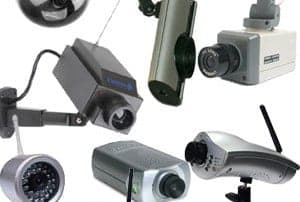 מערכת מיגון לעסק מצלמות