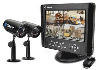 מצלמות אבטחה בקניונים