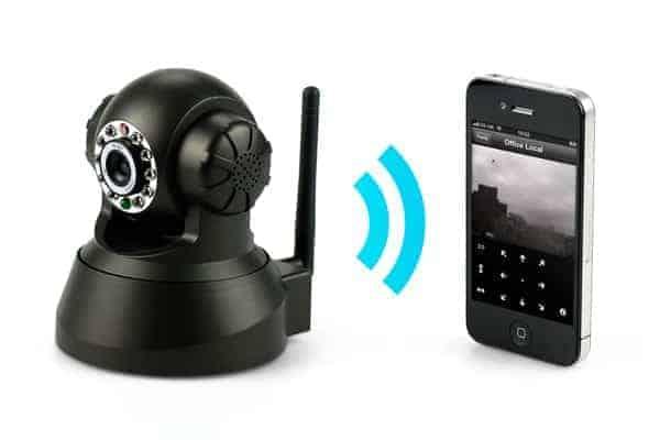 מצלמת אבטחה wifi אלחוטיות