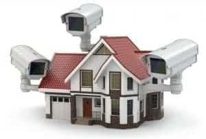 מיגון הבית מצלמות אבטחה