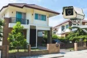 חוק מצלמות אבטחה בבית פרטי